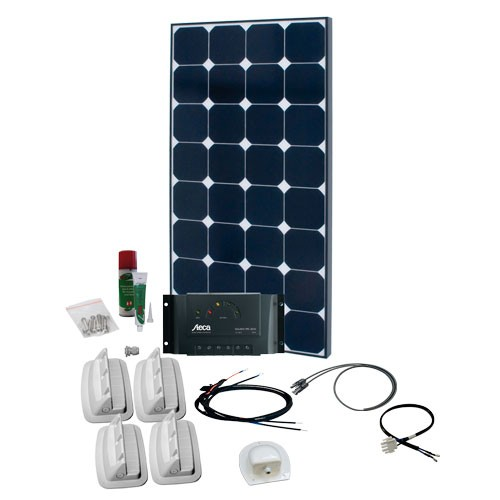 SPR Caravan Kit Solar Peak One 5.0