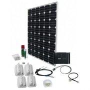 Solcelleanlæg SPR Caravan Kit Solar Peak Seven