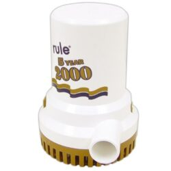 Rule 2000 gold Rule 2000 lænse / dykpumpe