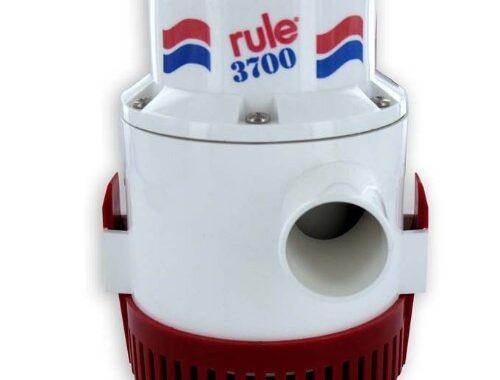Xylem pumpe Rule 3700