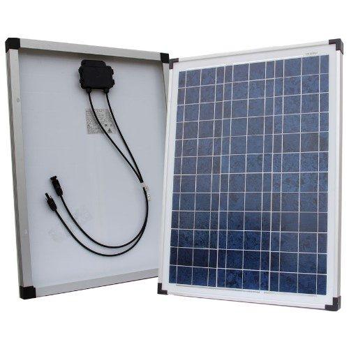 50Wp12V-solcelle-polykrystallinsk
