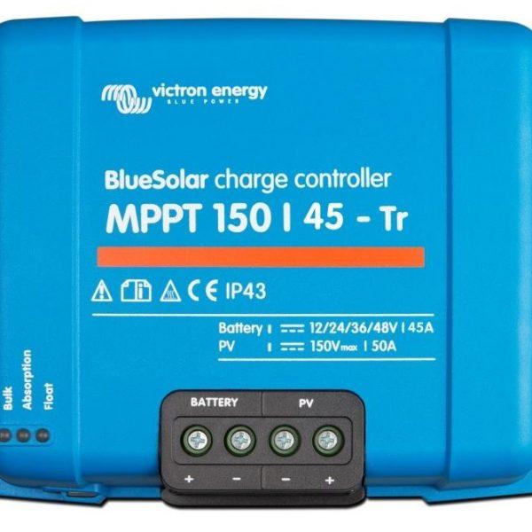 BlueSolar-MPPT-150-45-TR-Laderegler