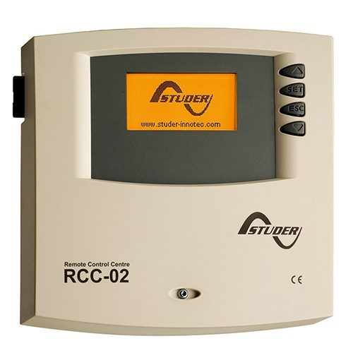 Remote Control Studer RCC-02