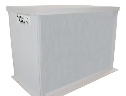 Battery Box 165X82x135 cm