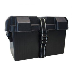 Batterikasser, batteriboks