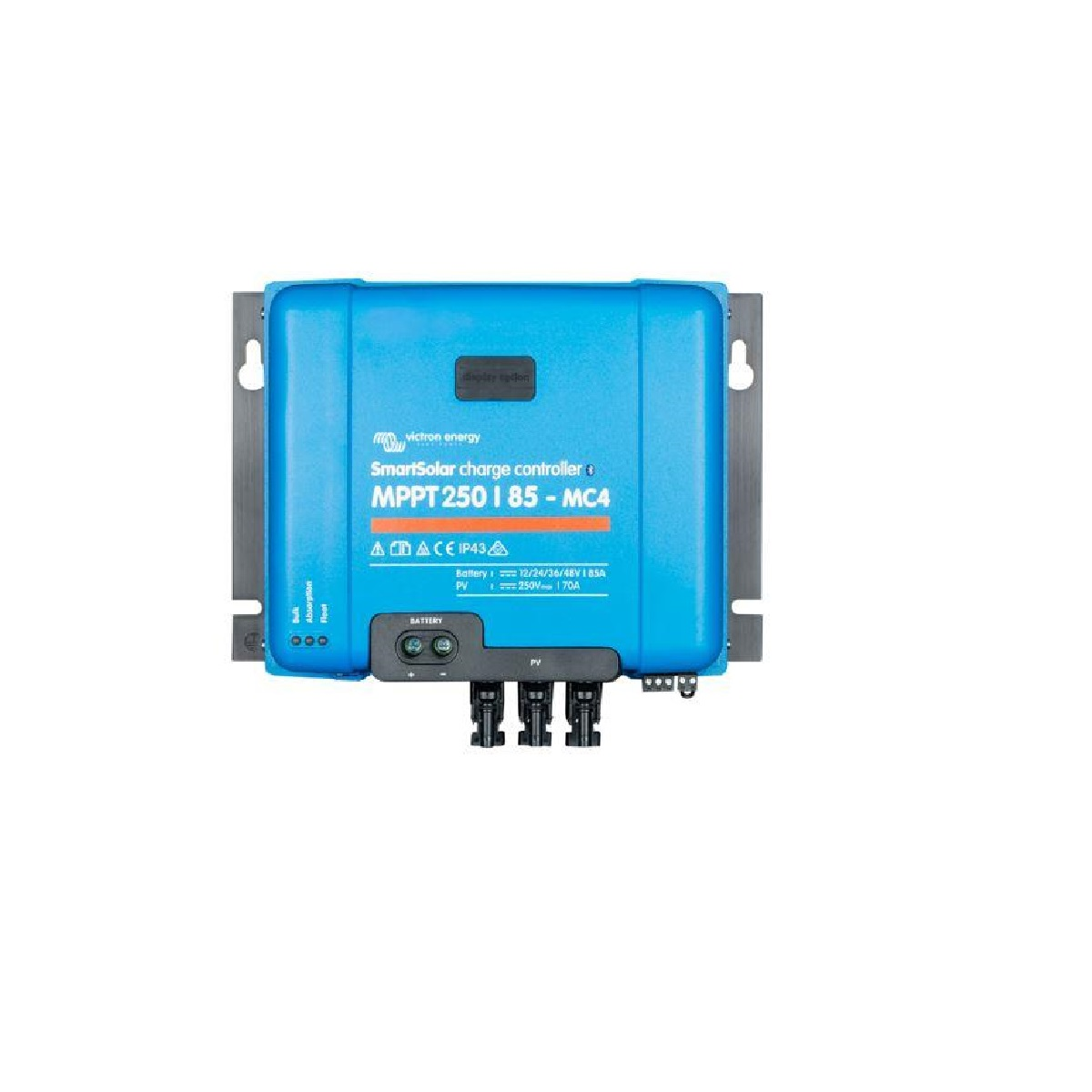 BlueSmart-MPPT-250-85-MC4-laderegulator