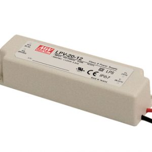 LED power supply LPV-20-24