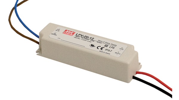 LED power supply LPV-20-24