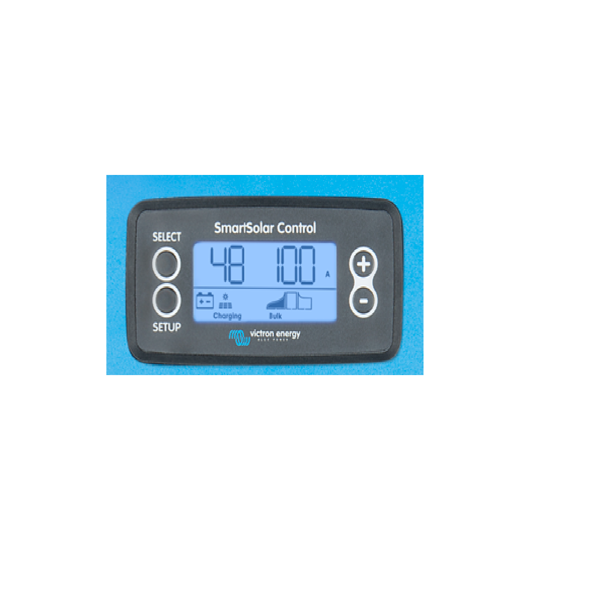 Victron-SmartSolar-Control-Display