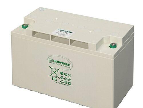 Battery AGM Hoppecke Sun Power VR-M 12V
