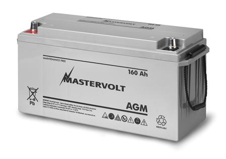Mastervolt AGM 12160 12V 160Ah