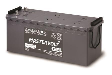 Mastervolt - MVG 12120 - GEL 12V 120Ah