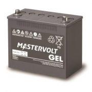 Mastervolt - MVG 1255 - GEL 12V 55Ah