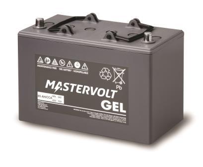 Mastervolt - MVG 1285 - GEL 12V 85Ah