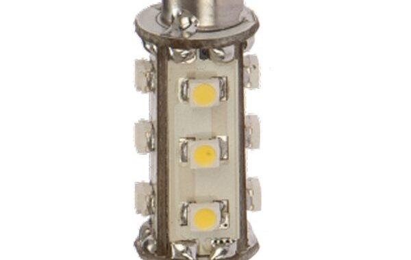 Nauticled pinolpære 42mm 10-30vdc 1,2W V-H omni