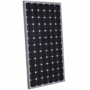 200Wp/24V solcelle panel PV-200-M-72 monokrystallinsk