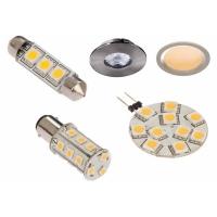 LED pærer 12V, 24V nautic