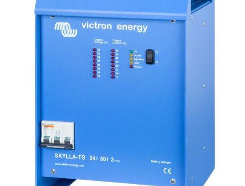 Batterioplader Victron Skylla TG 24 GMDSS, 24V batteri