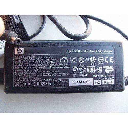 HP Strømforsyning HP f1781 AC/dc adapter
