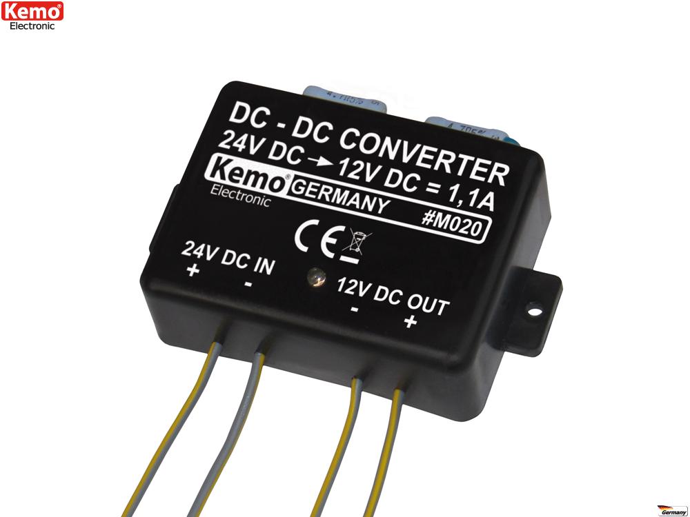DC/DC Converter M020