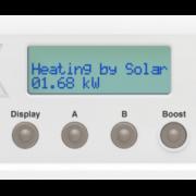 Solar-iBoost-display