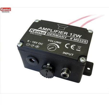Universal-Forstærker-12-W-M032S