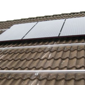 Monterings systemer til store solcelleanlæg
