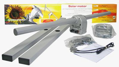 SunTracer OG + 2m² Indhold