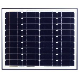 30Wp12V solcelle panel 30W Maxx