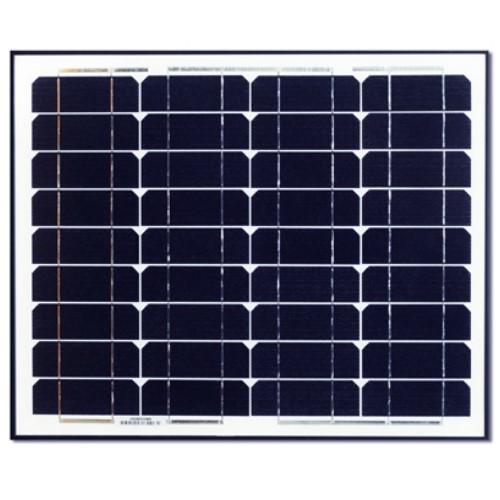 30Wp12V solcelle panel 30W Maxx