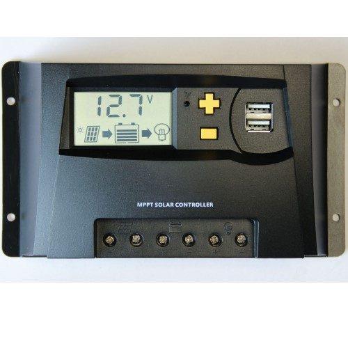 Laderegulator-12-24V-10A-MPPT
