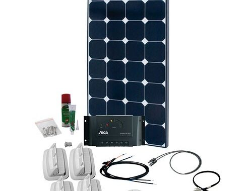 SPR Caravan Kit Solar Peak One 6.0