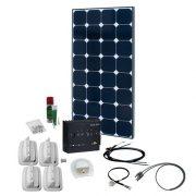 SPR Caravan Kit Solar Peak Two 5.0