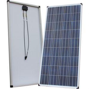 Solcelle panel  160W/12V polykrystallinsk