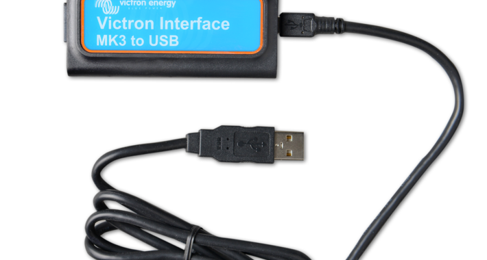 Victron MK3-USB Interface (VE.Bus to USB)