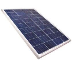 100Wp/12V solcelle PV-100-M-36S, polykrystallinsk