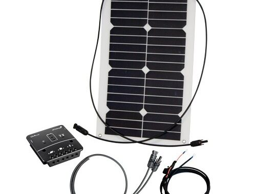 Energy Generation Kit Flex Rise One 20W12V