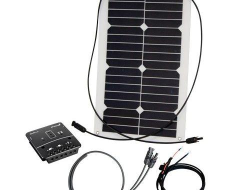 Energy Generation Kit Flex Rise One 25W12V