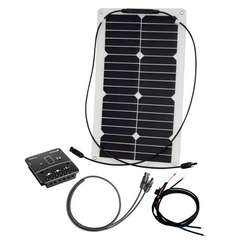 Energy Generation Kit Flex Rise One 25W12V