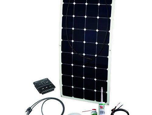 Energy Generation Kit Flex Rise Two 120W12V