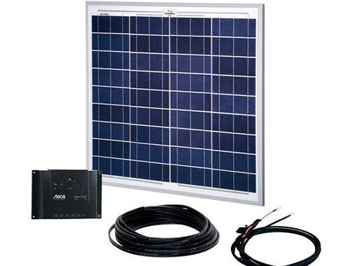 Energy Generation Kit Solar Up One 50W12V