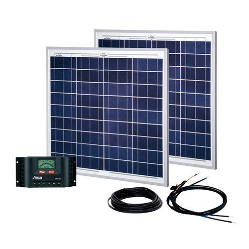 Energy Generation Kit Solar Up Two 100W12V