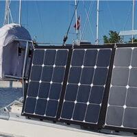 Marine solar