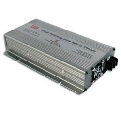 Batterioplader, konverter, 230V til 12, 24, 48V