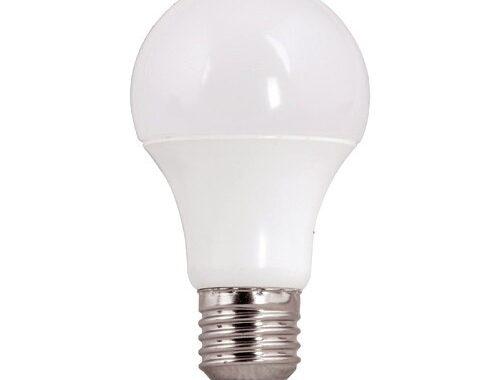 LED Pære, E27, 9-24V AC/DC 8W, 2700