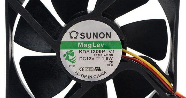 SUNON ventilator KDE1209PTV1