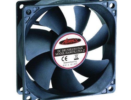 Ventilator 4W_12V