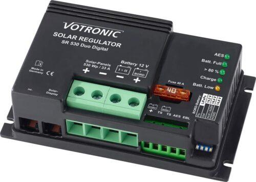 Laderegulator Votronic Solar SR 530 Duo Dig